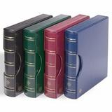 Папка переплет EXCELLET DE, классического дизайна, включая защитную кассету, зеленый