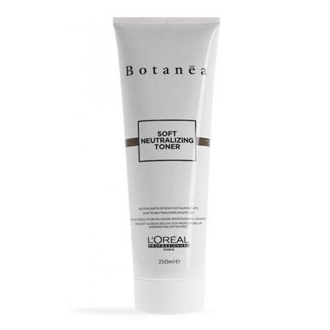 L'Oreal Professionnel Botanea - Нейтрализирующий крем-тонер