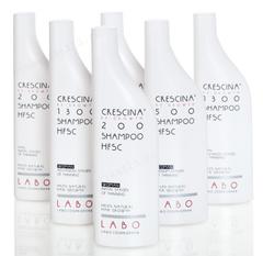 Шампунь для стимуляции роста волос для мужчин, 200 (Labo | Crescina Re-Growth shampoo Hfsc + Crescina Anti-Hair Loss HSSC 200), 150 мл