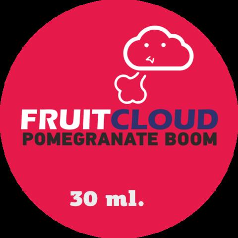 Премиум жидкость для электронных сигарет Pomegranate Boom, 0 мг