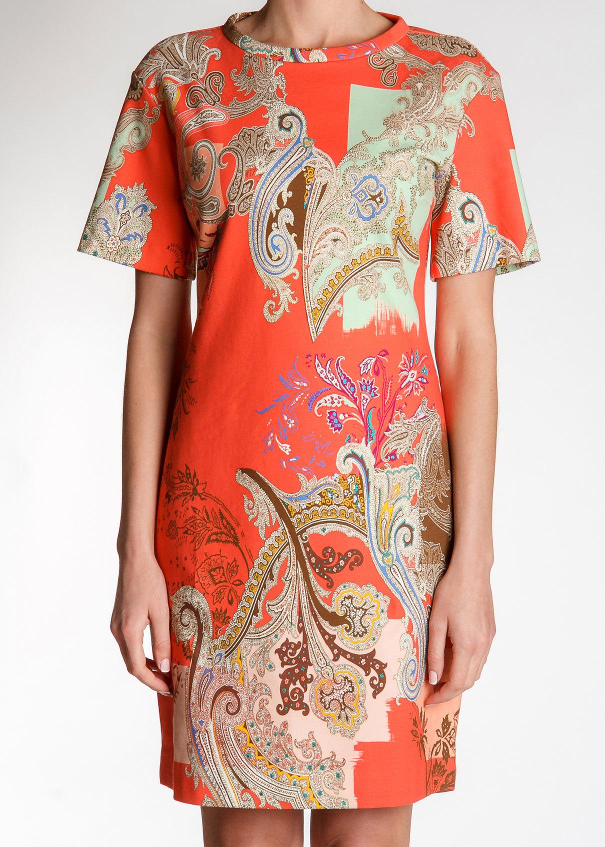 cd757e8c9e11484 Платье ETRO - купить официальный оригинал с доставкой в Москве и по ...