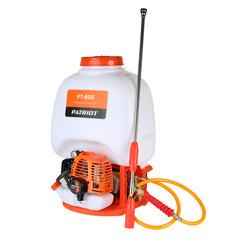 Распылитель ранцевый бензиновый PATRIOT PT-800, бензиновый; 1,4 л.с; бак 25 л