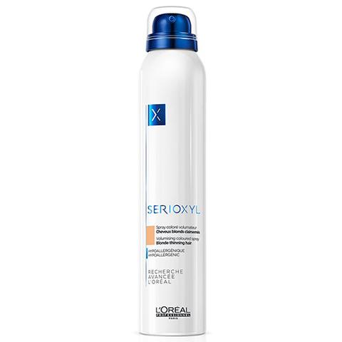 Спрей-камуфляж БЛОНД для волос, Loreal Serioxyl, 200 мл.