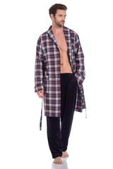 Комплект легкий халат и брюки Premiere №32 PM 2067/1