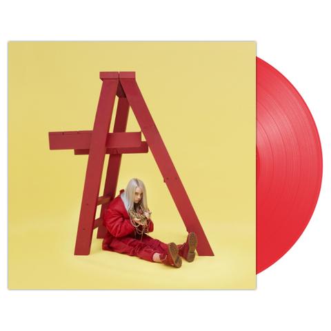 Billie Eilish / Dont Smile At Me (Coloured Vinyl)(12