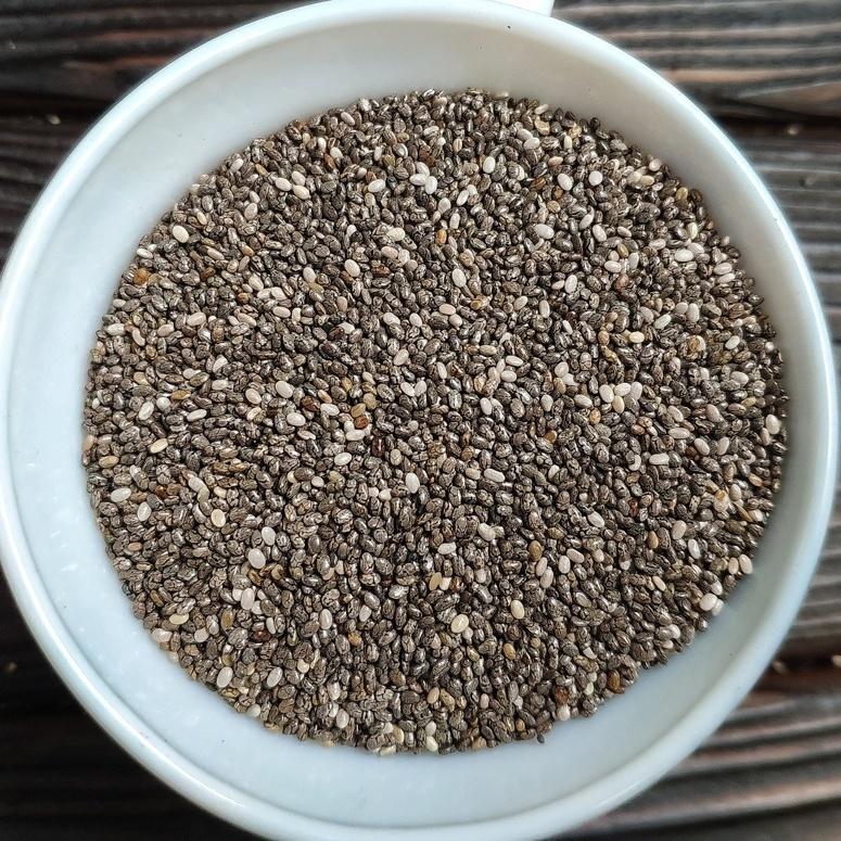 Фотография Чиа семена (био сертификат), 250 г. купить в магазине Афлора