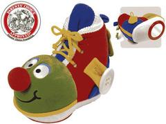 K's Kids Развивающий ботинок со шнуровкой и пуговицей (KA206)