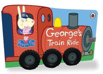 Kitab Peppa Pig: George's Train Ride   Peppa Pig