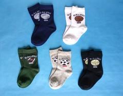 Носки для мальчиков ( 10 пар) арт G16( р 23-26)