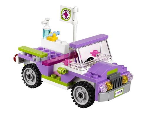 LEGO Friends: Спасательная операция на мосту 41036
