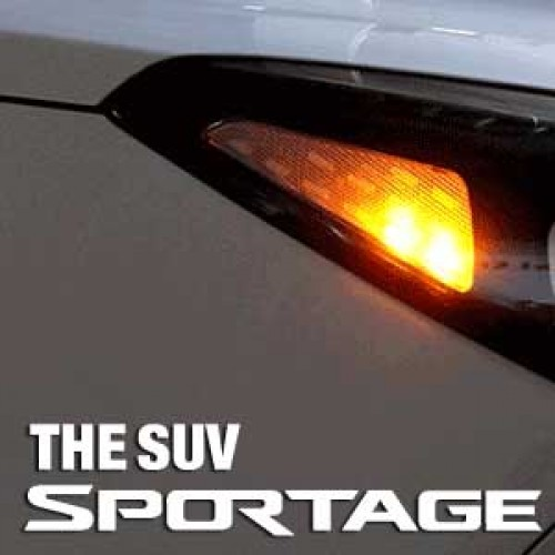 LED-модули передних рефлекторов Power LED 2-way - KIA The SUV Sportage (EXLED) для KIA Sportage IV 2016 - exled electric cars motorcycle led headlights modification lens strong light