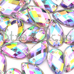 Купите стразы дешево оптом со скидкой Drope Crystal AB недорого