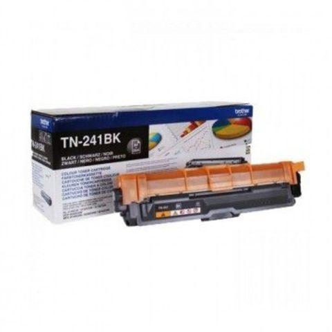 Тонер-картридж TN-241BK black для Brother HL-3140CW, 3150CDW, 3170СDW, DCP-9020CDW, MFC-9140CDN, 9330CDW, 9340CDW  (2500 стр)