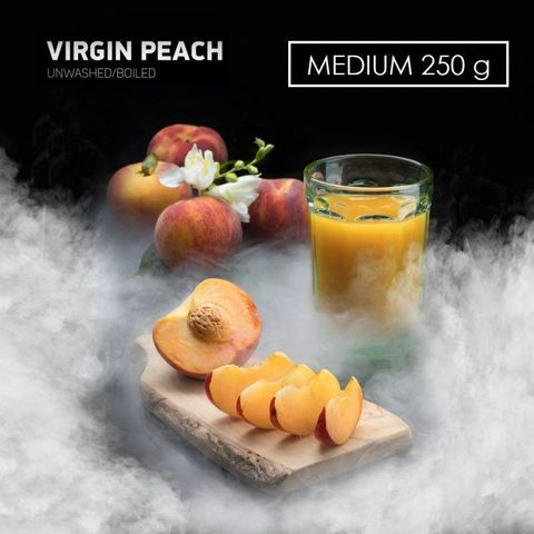 Табак Dark Side MEDIUM Virgin Peach 250 г