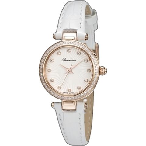 Купить Наручные часы Romanson RL3265QLRWH по доступной цене