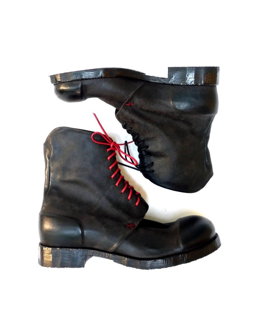 Высокие ботинки «WALIA»