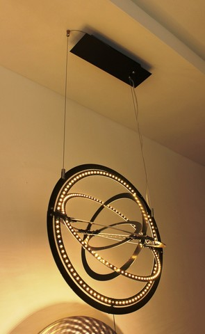 Pendant light Copernico LED 50 cm ( black ) by Artemide