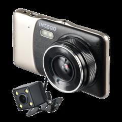 Видеорегистратор Intego VX-395DUAL