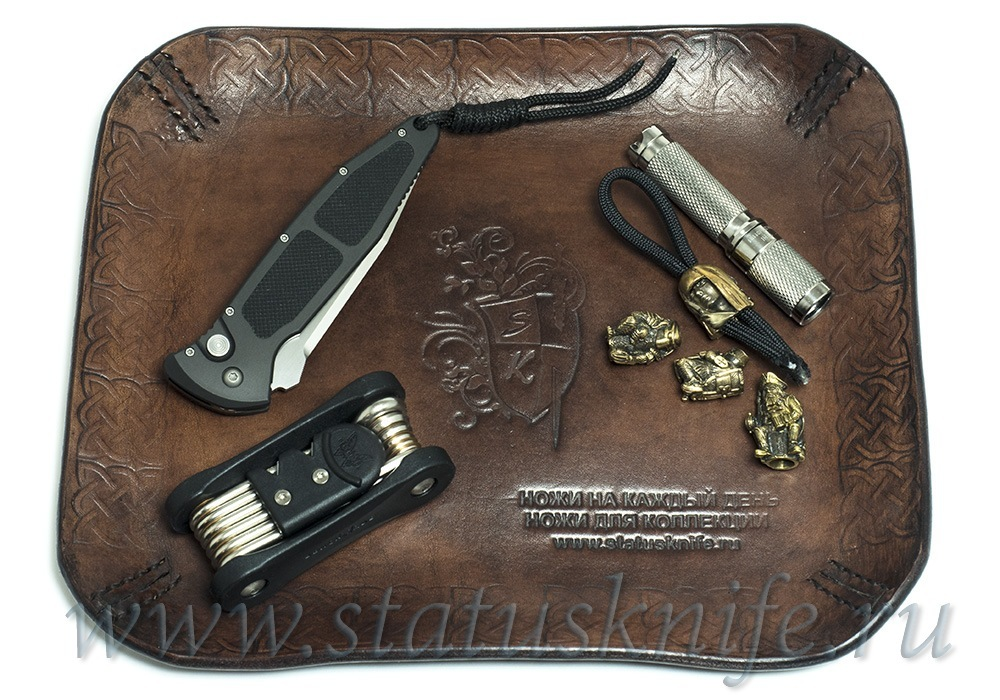 Кожаный лоток Statusknife