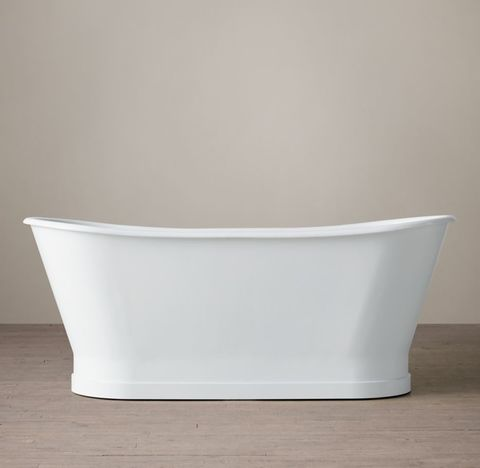 Piedmont Pedestal Soaking Tub