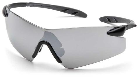 Очки баллистические стрелковые Pyramex Rotator SB7880S зеркально-серые 50%