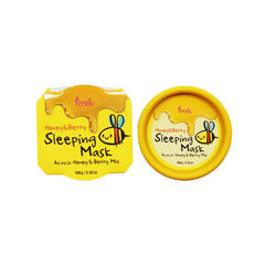 Ночная маска Prreti Honey&Berry Sleeping Mask, 100 мл