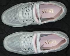 Летние кроссовки женские Topas 4C-8045 Silver.
