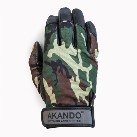 Парашютные перчатки Akando Pro
