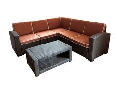 Комплект плетеной мебели Bica Rattan Corner