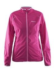 Женская беговая куртка Craft Prime Run (1903171-2403) малиновая