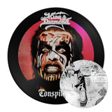 King Diamond / Conspiracy (Picture Disc)(LP)