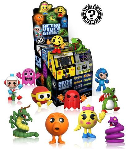 Фигурка Funko Mystery Minis: Retro Video Games (1шт) 12307