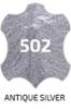 502 Краситель SNEAKERS PAINT, стекло, 25мл. (подстарело-серебряный)