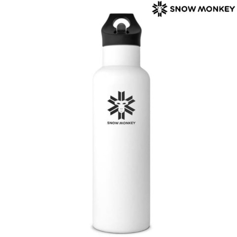 Термос SNOW MONKEY GO GETTER White