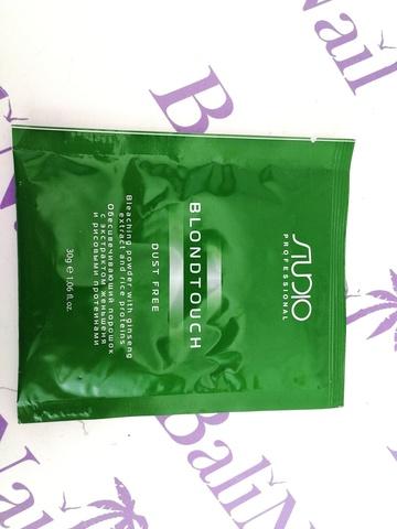KAROUS, Обесцвечивающий порошок с экстр женьшеня и рисовыми протеинами, 30 гр