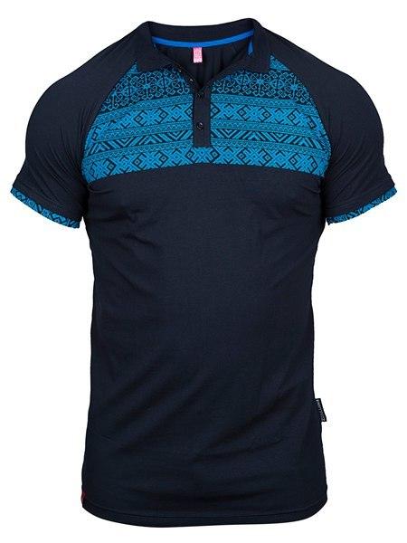 Поло Варгградъ мужское тёмно-синее