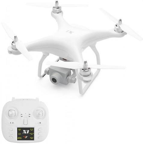 Квадрокоптер с GPS и FPV камерой WL Toys X1 RTF 2.4G