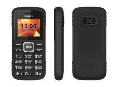 Мобильный телефон Texet TM-B119 (Black) на запчасти
