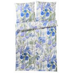 Наволочка 50x70 Elegante Avignon синяя