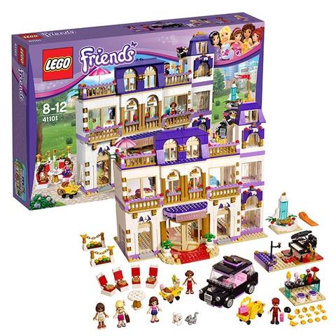 LEGO Friends: Гранд-отель 41101