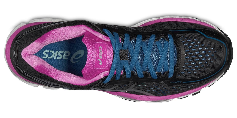 Женские беговые кроссовки Asics Gel-Kayano 22 (T597N 9093) черные