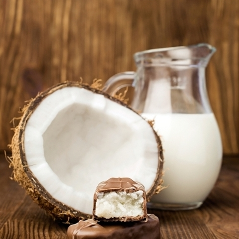 Ароматизатор TPA Chocolate Coconut Almond Candy Bar Flavor - Шоколадно-кокосовый батончик