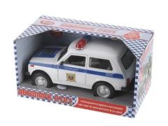 VAZ-2121 Niva PPS Police AutoPark 1:27