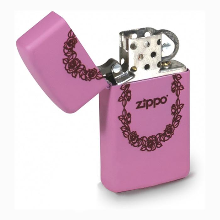Зажигалка Zippo №1638 Rose Border