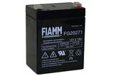 Аккумулятор FIAMM FG20271 ( 12V 2,7Ah / 12В 2,7Ач ) - фотография