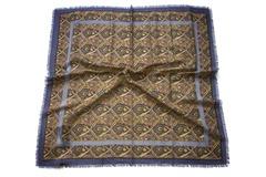 Шерстяной стильный женский платок (0027 PLATOK 8)