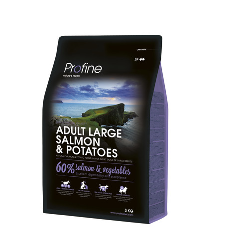 Купить Profine Adult  Large Breed Salmon and Potatos