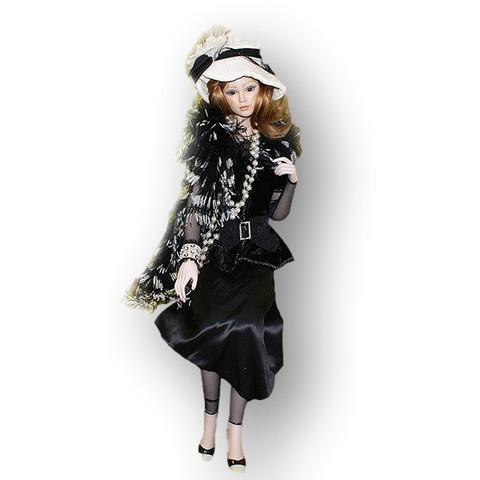Кукла фарфоровая коллекционная Marigio Габриэлла