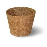 Кокосовый горшок 12 см, вкладыш