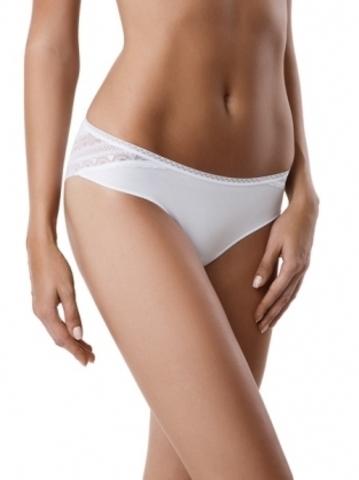 Conte Macramer Art Трусы женские бикини модель LB774 размер 98 цвет: white (короб)